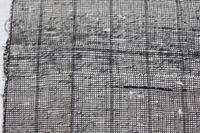 古布木綿紙縒り帯Japanese Antique Textile Koyori-paper Obi - 京都から古布のご紹介