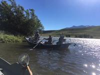 2018モンタナ釣行記...その④ - 南紀のフライフィッシング(フライショップ ペスカドール)