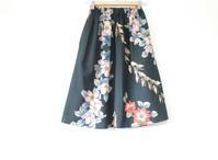 消炭色の浴衣スカート。 - Tiny garden*