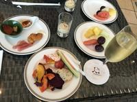 2018年6月 京都・名古屋: 朝食はホテルのダイニング「パーゴラ」で - Choco  Chip  Mint