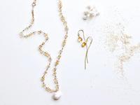koaniani ☆ Awl knot necklace - Photo koaniani