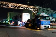 (( へ(へ゜ω゜)へ < 大阪モノレール3000系陸送 - 鉄道ばっかのブログ