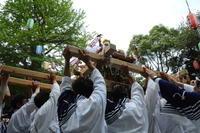 天王祭 - 三宅島風景