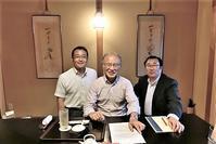 藤田八束の素敵な仲間たちと@弘前にて伊藤恒保さんとお会いしました、食の安全・HACCPの制度化について大いに議論しました、とっも素敵な時間をありがとうごいました - 藤田八束の日記
