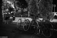 Sidewalk - Gomazo's slow life - take it easy