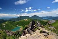 関東以北最高峰は避暑登山にうってつけだよ~2018年7月 日光白根山 - 殿様な山歩き