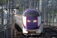 ちょっとだけよ福島遠征⑤~ホームから「つばさ」~ - 新幹線の写真