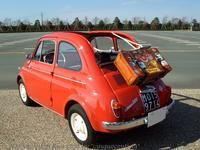 イタリアン珊瑚なコーラルレッドの限定車が再販されてるとか♪ - ぱたぱたチンクイーノ -FIAT500ブログ-