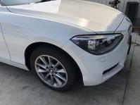 愛知県 春日井市 からお越しの BMW 1シリーズ のお客様 - ALIVETIREWORKS