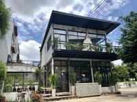 旧市街の隠れ家カフェThe Oqposite@旧市街 - ☆M's bangkok life diary☆