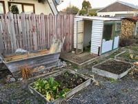 庭と駐車場の整備 - bluecheese in Hakuba & NZ:白馬とNZでの暮らし