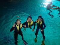 7月17日やっぱり早朝は最高~ - 沖縄・恩納村のダイビング・青の洞窟体験ダイビング・スノーケルご紹介