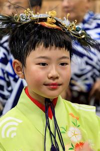 祇園祭2018 長刀鉾とお稚児さん - 花景色-K.W.C. PhotoBlog
