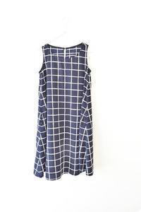 Aラインのワンピースを作りました♫ - 親子お揃いコーデ服omusubi-five(オムスビファイブ)