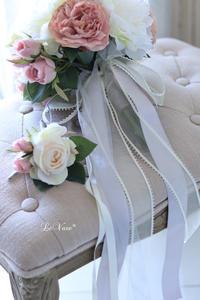 Happy wedding♡ - Le vase*  diary 横浜元町の花教室