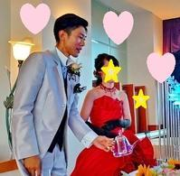 祝★ご結婚 - まるぜん住宅設備ブログ「いつも前むき」