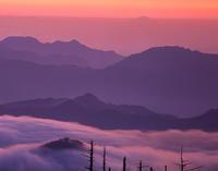 弥山から富士遠望 - 峰さんの山あるき