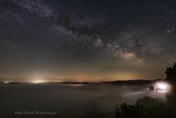 銀河再現像 - デジタルで見ていた風景