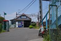 東京鉄道遺産10 堀切駅 - kenのデジカメライフ