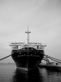 歴史を知る船 - 節操のない写真館