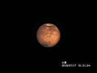 昨夜の惑星 - お手軽天体写真
