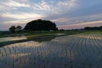 それぞれの夕刻 - katsuのヘタッピ風景
