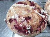 ラズベリーパンを作ってみました - イギリス ウェールズの自然なくらし