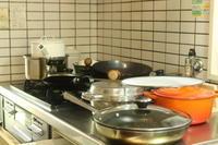 片づけ祭り ~お台所編④ 備え付け収納の見直しも~ - キラキラのある日々