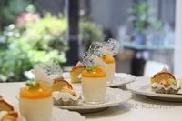 連日レッスンやってますよぉ~♪ - お菓子教室*Blue Kitchen*便り ~ a pleasant blue kitchen ~
