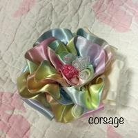 corsage - パンの木ぷらす~備忘録