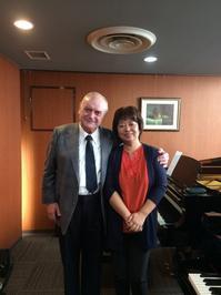 2018.7月ピアノマスタークラス受講 - takatakaの日記