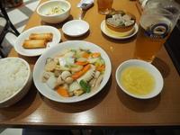 2018.05.21 崎陽軒中華食堂 - ジムニーとカプチーノ(A4とスカルペル)で旅に出よう