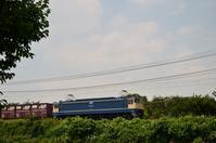 EF65-2101(2) - 鉄道日記コム