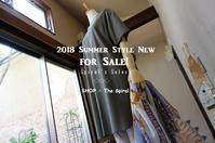 """2018 Summer Style New for Sale!... 7/18wed"" - SHOP ◆ The Spiralという館~カフェとインポート雑貨のある次世代型セレクトショップ~"