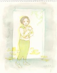 亡くなった祖母のこと - LoopDays     Sachiko's Illustration blog