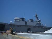 護衛艦「いずも」 - 老いて孤島でアホウドリなら・・。