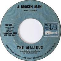 The Malibus ‎– A Broken Man - まわるよレコード ACE WAX COLLECTORS