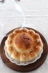 1時間でできる!1時間パン、レシピ公開します。 - ちぎりパン 日本一簡単なパン教室 Backe