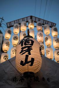 祇園祭 提灯 - ぽとすのくずかご