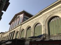 中央市場にオープンしたトシさんのお寿司屋さん - フィレンツェのガイド なぎさの便り