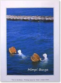 次男のバースデー祝の日帰り旅:鳥羽で岩牡蠣!海女のポストカード&風景印 - Mimpi Bunga の旅の思い出