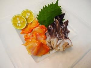 赤貝と鳥貝 - sobu 2