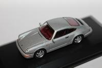 1/64 Kyosho PORSCHE Orginal (Hobby Route) 911 RS (964) - 1/87 SCHUCO & 1/64 KYOSHO ミニカーコレクション byまさーる