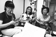 ウクレレサークル - おやぢの絵日記(仮)