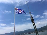 諏訪湖ヨットジャンボリー - VIVACE号 航海日誌