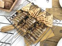 """ボローニャの魚料理が美味しいレストラン""""Osteria Bartolini オステリア バルトリーニ"""" - ITALIA Happy Life イタリア ハッピー ライフ  -Le ricette di Rie-"""