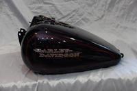 Harley-Davidson FXDL タンク - YUHIRO&M DESIGNS2