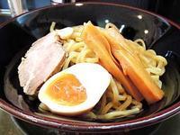 はし友ラーメン@米子 ★☆ (あっさりつけ麺) - 麺ある記 山陰 ~ラーメンの旅~