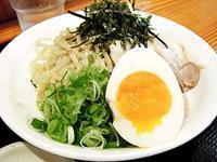 らぁめん彩龍一番@米子 ☆☆ (魚介豚骨つけ麺) - 麺ある記 山陰 ~ラーメンの旅~