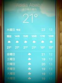 暑い! - Fine Days@Addis Ababa